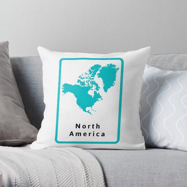 Nordamerika Dekokissen