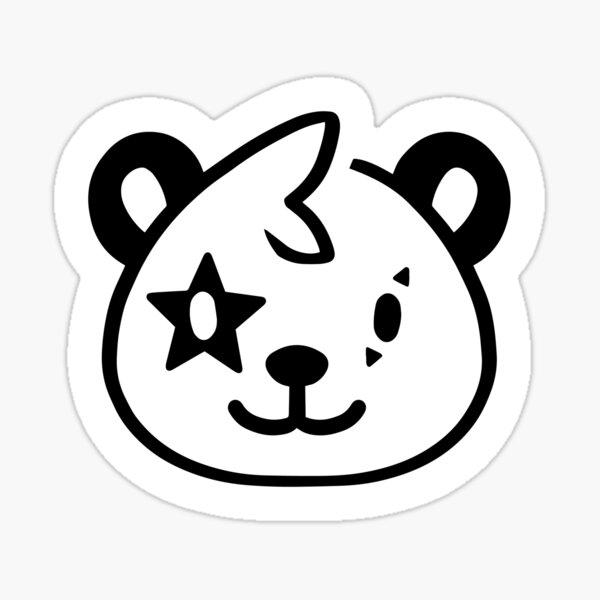 FurryHeavenUnlimited Logo Sticker