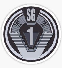 Stargate SG-1 badge Sticker