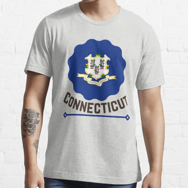 The Connecticut State Round Essential T-Shirt