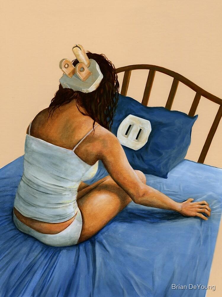 Insomnia by Bdillustrator