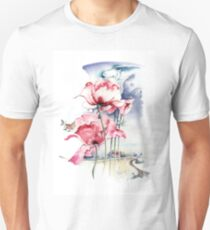 """""""Song About the Earth"""" from the series """"Blossoming Planet"""" T-Shirt"""