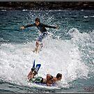 Surfing 1 by Wolf Sverak
