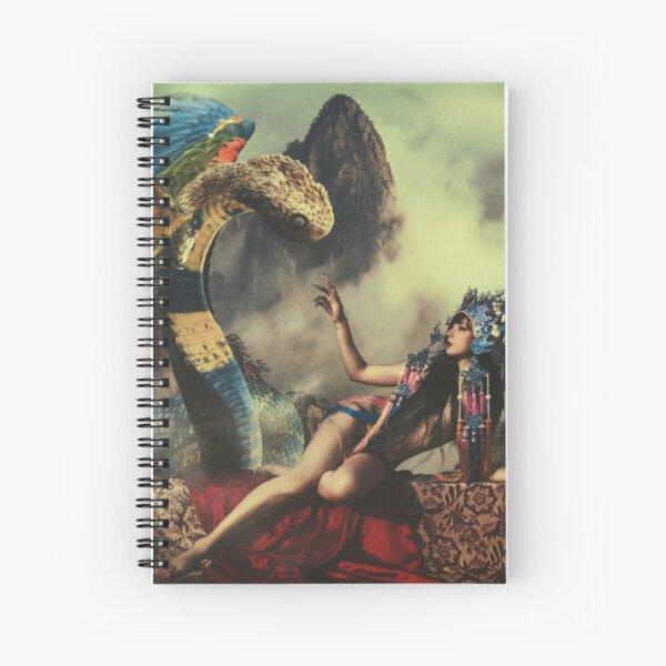 Amaru Spiral Notebook