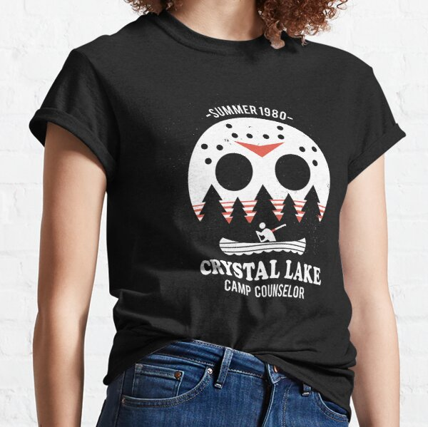 Crystal Lake Camp Counselor Classic T-Shirt