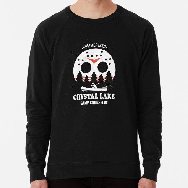 Crystal Lake Camp Counselor Lightweight Sweatshirt