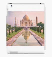 Taj Mahal at Sunrise iPad Case/Skin