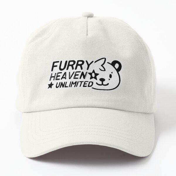 FurryHeavenUnlimited Banner Dad Hat