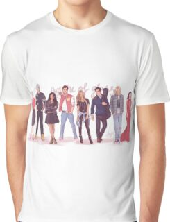 Throne of Glass - Modern day Graphic T-Shirt