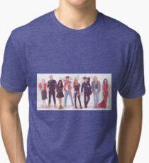 Throne of Glass - Modern day Tri-blend T-Shirt