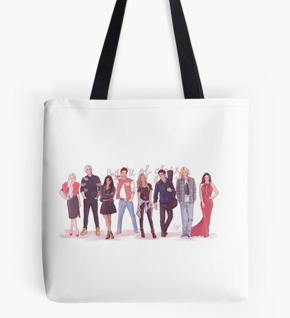 Throne of Glass - Modern day Tote Bag