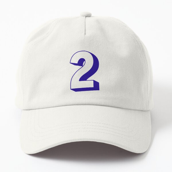 number two Dad Hat