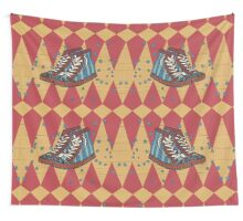 Funky shoes Wall Tapestry
