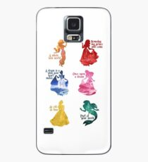 Princesses - Castle Case/Skin for Samsung Galaxy