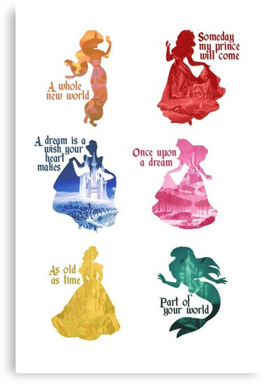 Princesses - Castle by MargaHG