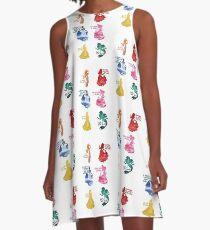 Princesses - Castle A-Line Dress