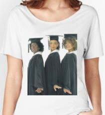 A Different World Graduation  Women's Relaxed Fit T-Shirt