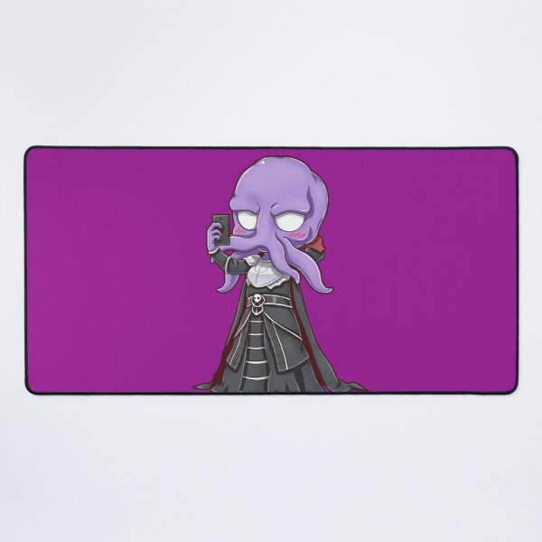 Snaps from Mind Flayer Desk Mat
