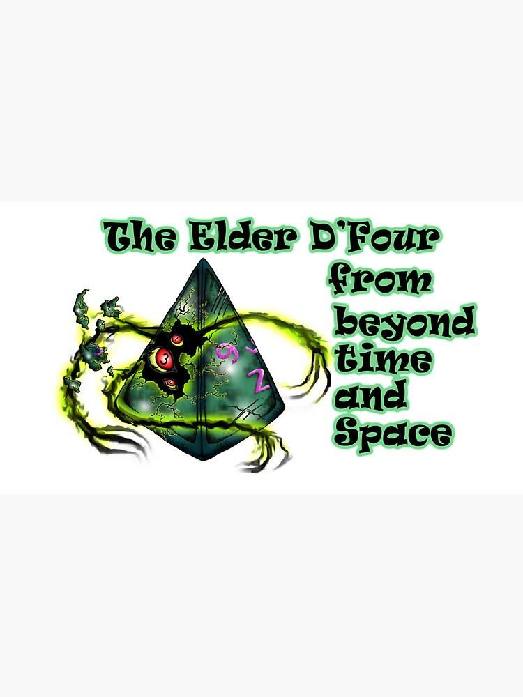 The Elder D'four by GeekNative