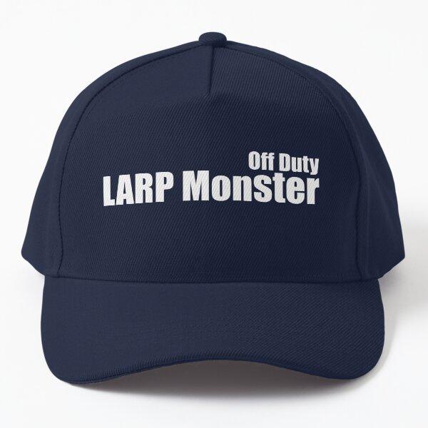 Off Duty LARP Monster Baseball Cap