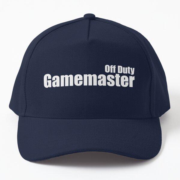 Off Duty Gamemaster Baseball Cap