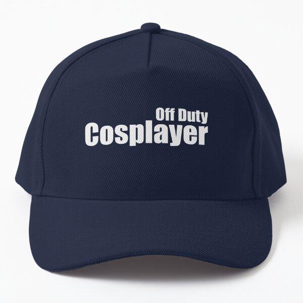 Off Duty Cosplayer Baseball Cap