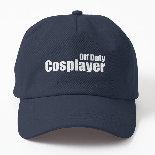 Off Duty Cosplayer Dad Hat