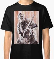 Ledergesicht Classic T-Shirt