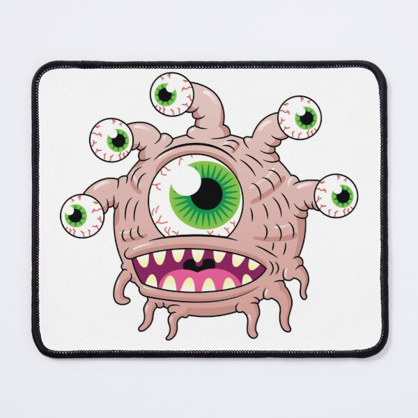 The happy Eye Tyrant Mouse Pad