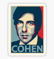 Cohen Sticker