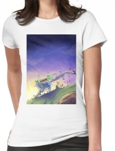 Chase the Sun Womens Fitted T-Shirt