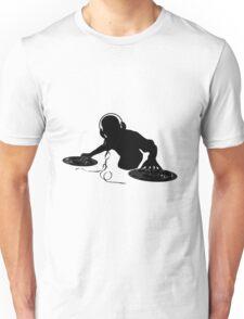 Platine DJ Unisex T-Shirt