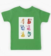 Princesses - Castle Kids Tee