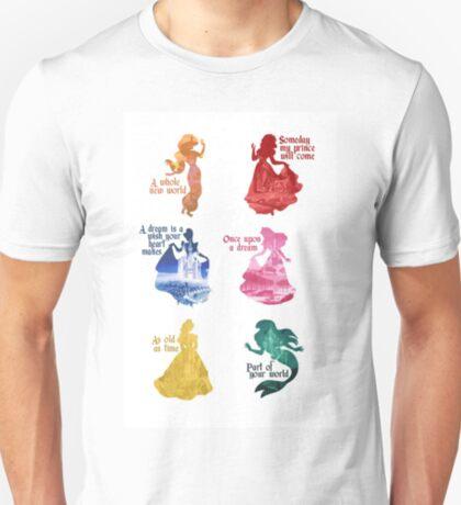 Princesses - Castle T-Shirt