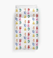 Princesses - Castle Duvet Cover