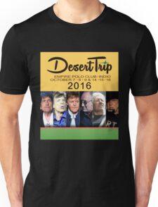 best person tour date desert trip time 2016 tr9 Unisex T-Shirt