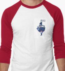 Wonderland Men's Baseball ¾ T-Shirt