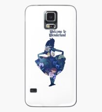 Wonderland Case/Skin for Samsung Galaxy