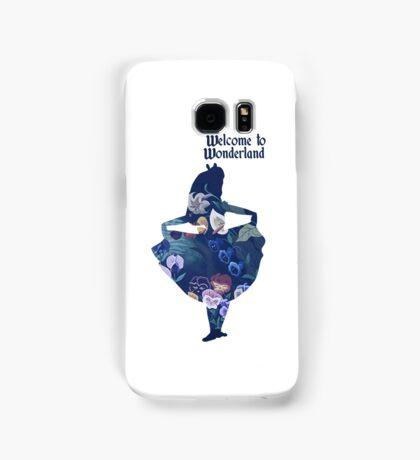 Wonderland Samsung Galaxy Case/Skin