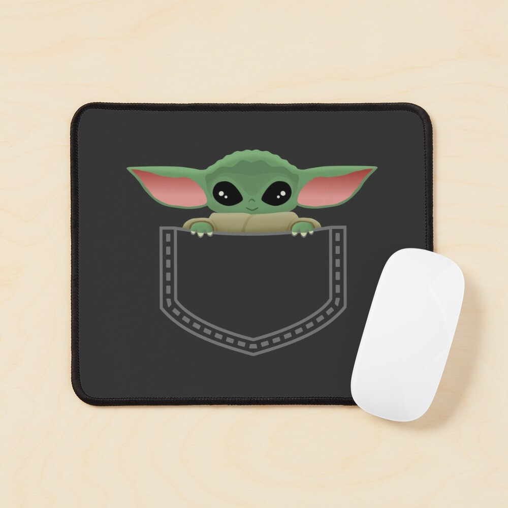 Silhouettes - Zen Fade Mouse Pad