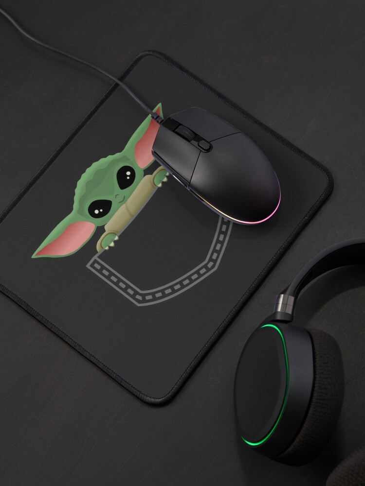 Alternate view of Silhouettes - Zen Fade Mouse Pad