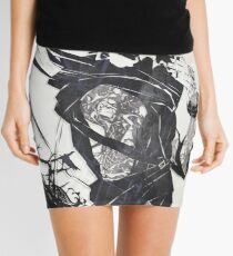 Spirit of Raven Mini Skirt