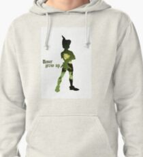 Never Grow Up Pullover Hoodie