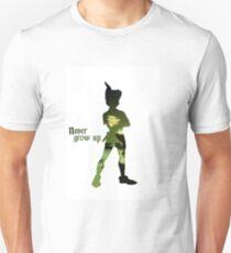 Never Grow Up Unisex T-Shirt