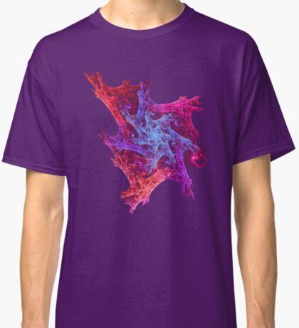Heart chaos #fractal art Classic T-Shirt