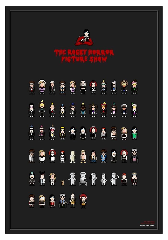 The 8-Bit Rocky Horror Picture Show by Antonia Bonello