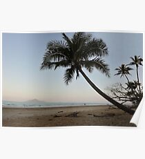 North Queensland Beaches Poster