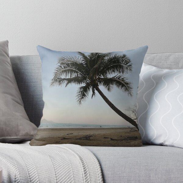 North Queensland Beaches Throw Pillow