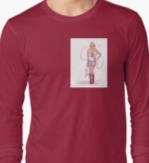 Carrie Underwood Long Sleeve T-Shirt