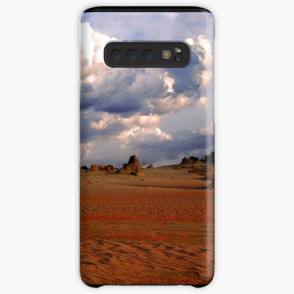 Desert landscapes Samsung Galaxy Snap Case
